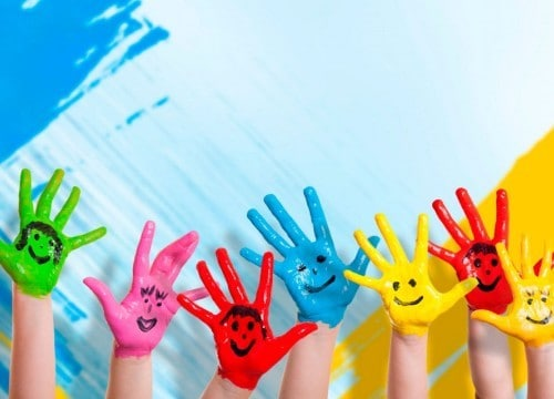Праздник улыбки в детском саду