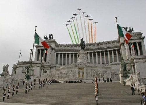 Италия День национального единства