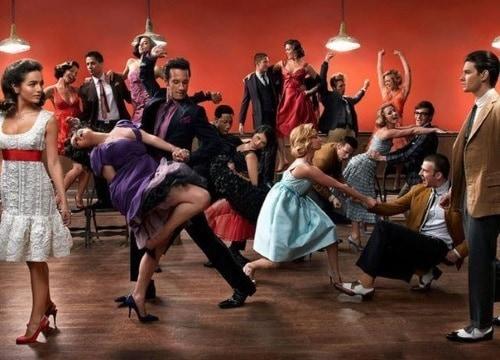 Лихие танцоры