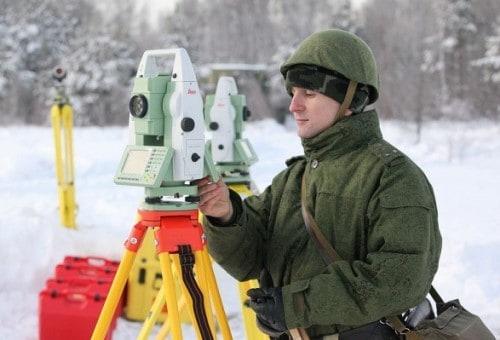 8 февраля, День военного топографа