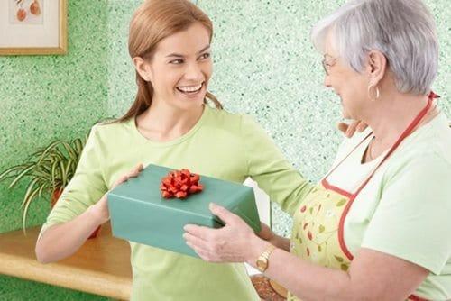 Подарки маме практичной