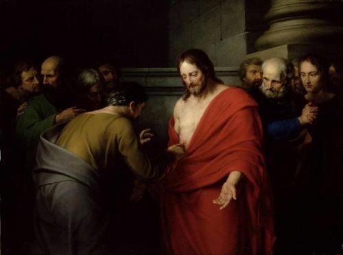 Фома, неверующий в Воскрешение