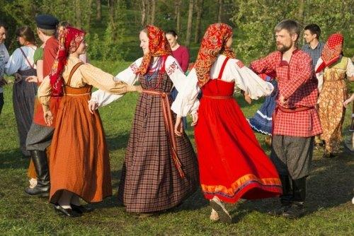 Хоровод на Ярилов день