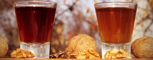 Ореховая настойка