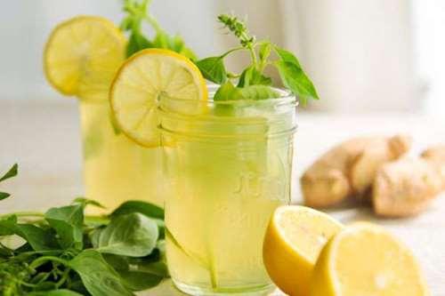 Лимонад собственного приготовления
