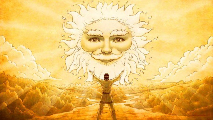 Бог Солнца - Ярило