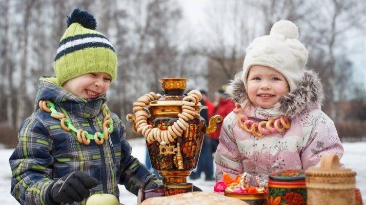 Для детей Масленица – настоящее раздолье и веселье