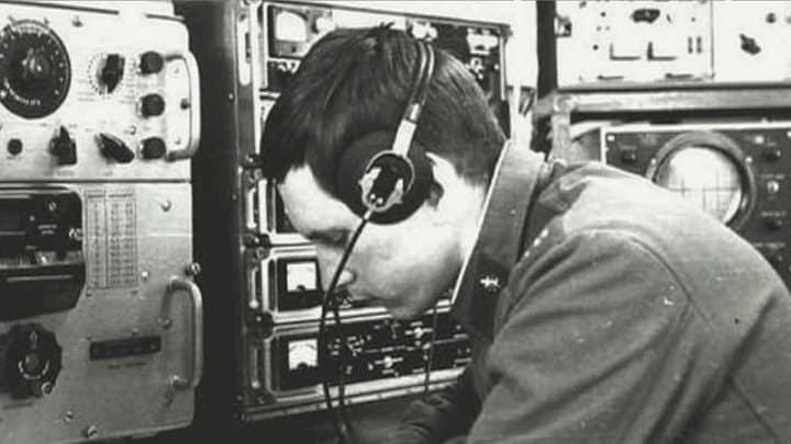 Рисунок 1. Советская радиоэлектронная разведка