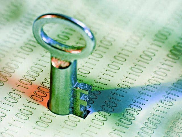 Рисунок 3. Ключ от шифра