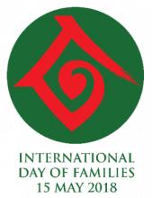 Рисунок 2. Эмблема международного праздника семей