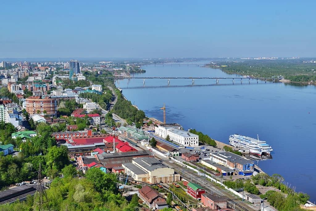 Рисунок 1. Пермь. Панорама