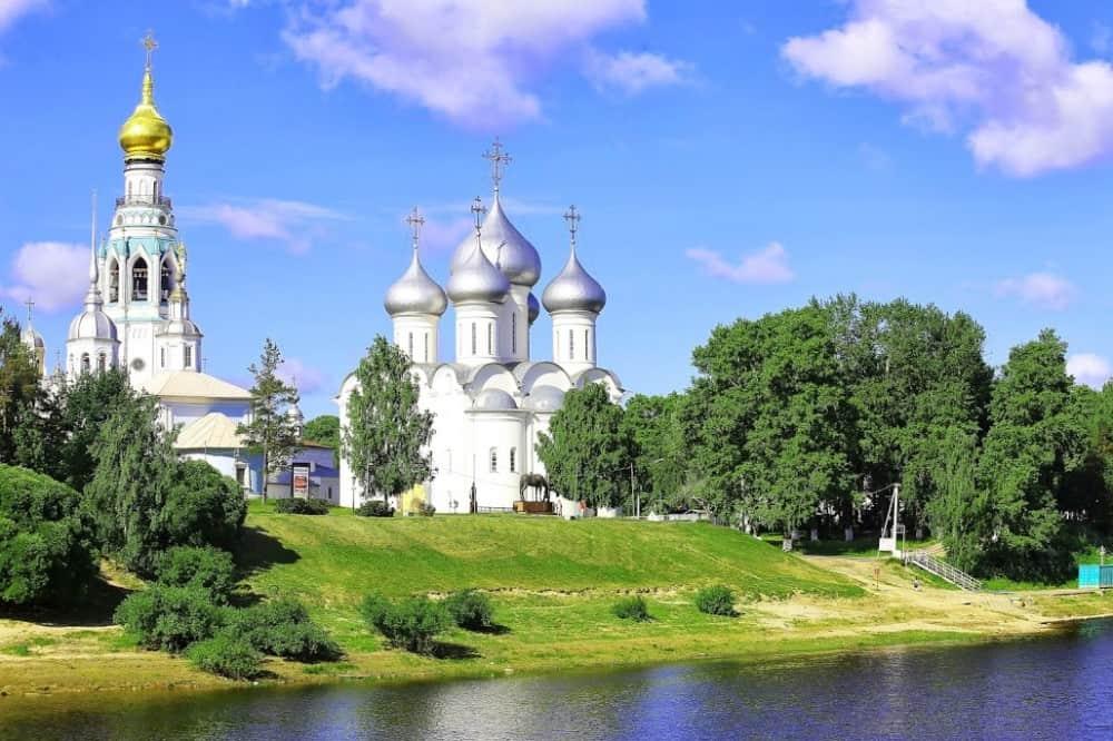 Рис. 2. Софийский собор в Вологде