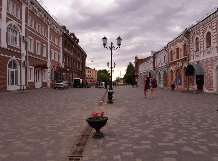 Рисунок 5. Музей Салтыкова-Щедрина в Кирове