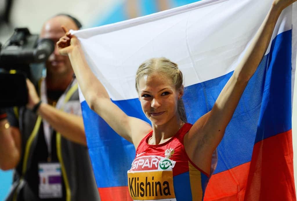 Рисунок 3. Дарья Клишина – чемпионка мира и Европы по прыжкам в длину из Твери