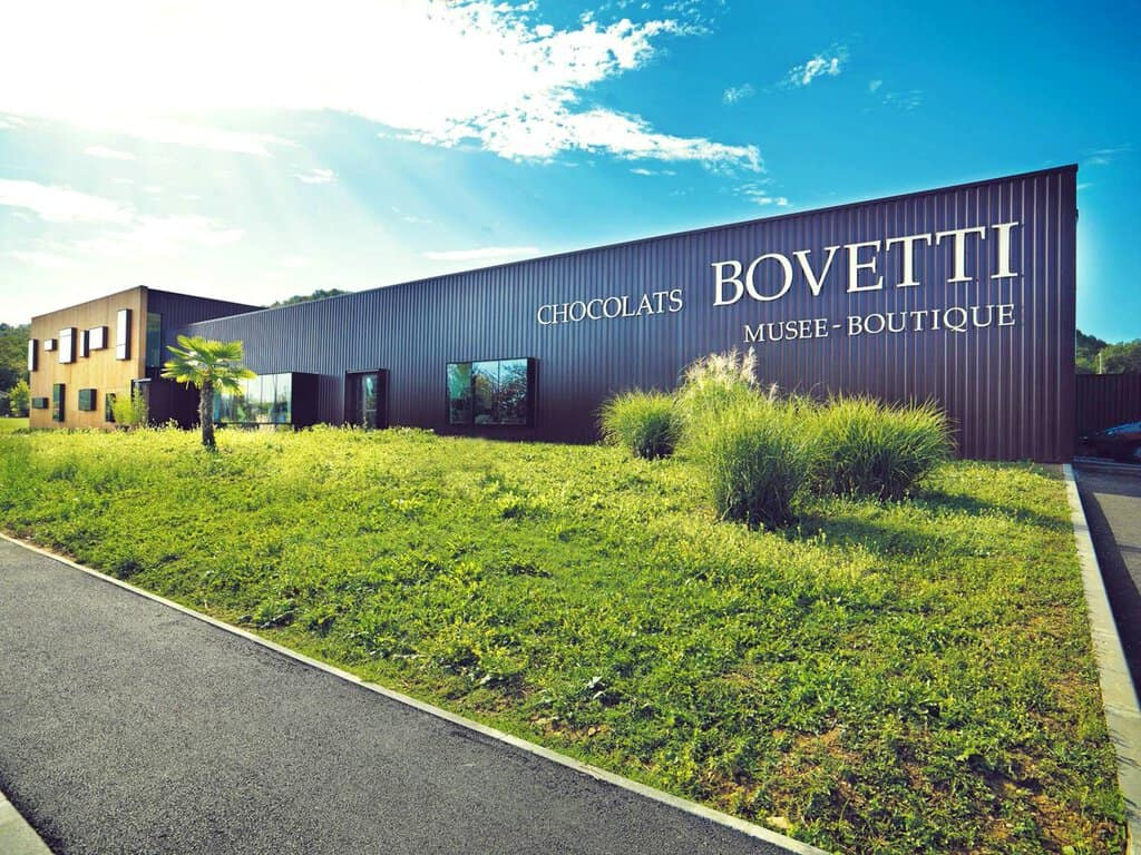 Рисунок 3. Музей шоколада Bovetti во Франции