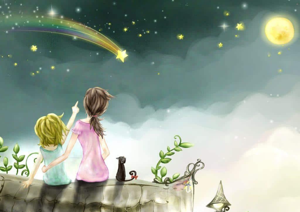 Рисунок 1. Вселенная полна загадок.