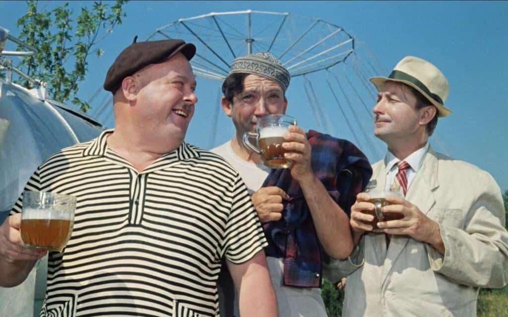 Рисунок 3. В Советском Союзе был небольшой выбор пива