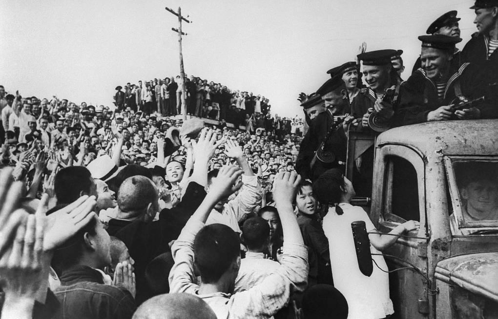 Рисунок 1. Вторая мировая – важная веха в отечественной истории