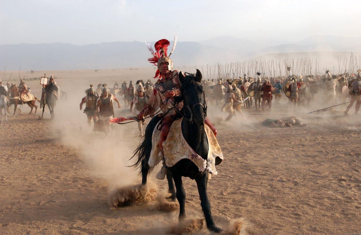 Рисунок 1. Популярна легенда о том, что праздник приурочен ко дню рождения коня Александра Македонского – Буцефала