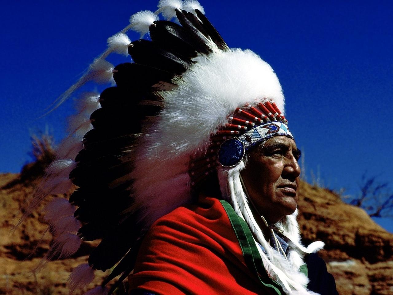 Рисунок 2. Диалекты индейцев Северной Америки находятся на грани исчезновения