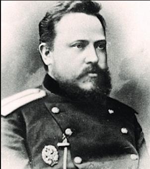 Рис. 2. Сергей Мосин