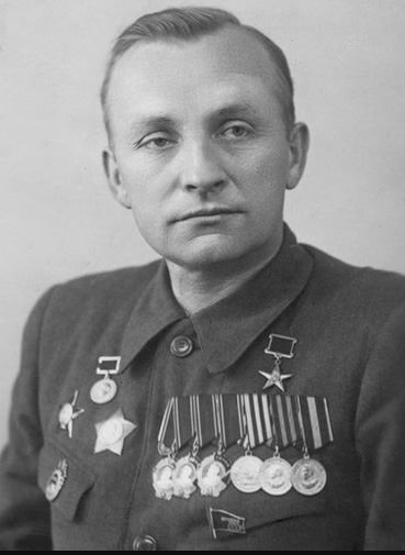Рис. 3. Георгий Шпагин