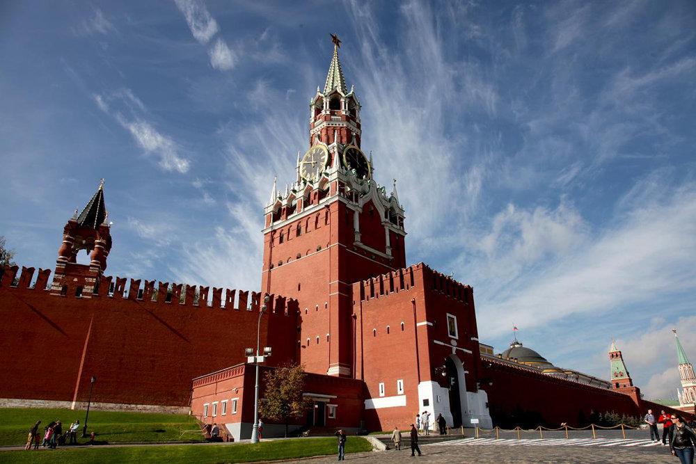 Рис. 4. Спасская башня Кремля