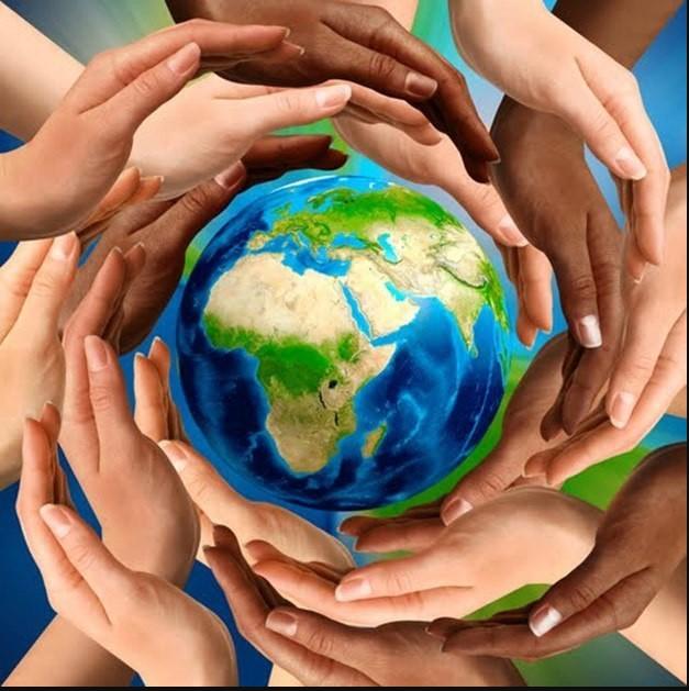 Рис. 1. Этот день объединяет людей всего мира